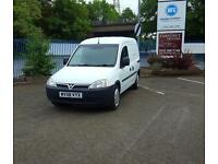 Vauxhall Combo 1.3 CDTi 2008 Diesel In White Low Miles