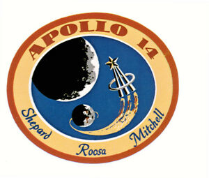 1971 APOLLO 14 Commemorative Moonport Stamp Club Cover