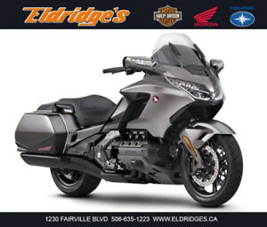 2018 Honda GL1800BJ Goldwing