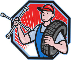 PROMOTION!! ONLY $20 FOR A TIRE ROTATION!! London Ontario image 1