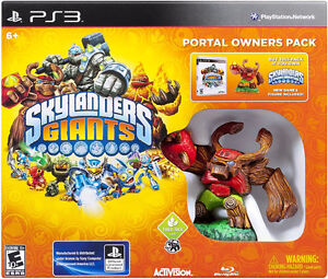 New Skylanders Giants Portal Owner Pack - Playstation 3