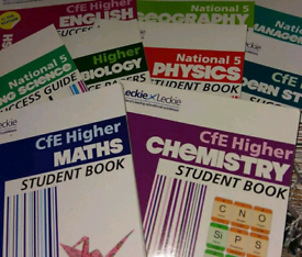 Maths and Chemistry Tutor for SQA National 5 and Higher