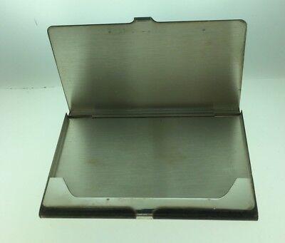 Vintage Tiffany Co Business Card Case Holder Sterling Silver 925