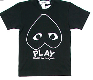 Cdg play shirt