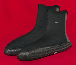 High-Top Wetsuit Booties - Size 9