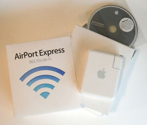 Apple Airport Express N Router