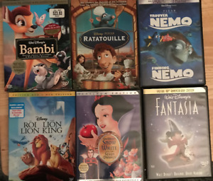 Disney/Pixar DVDs!!!!!