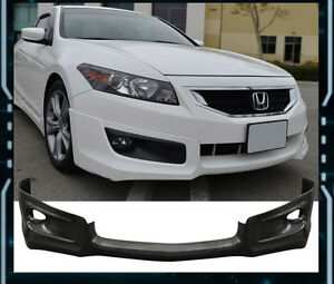 Accord Coupe HFP style front lip '08 - '10