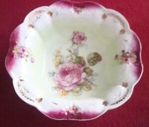 Prussian Rose Bowl