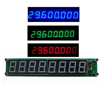 8led Display 0.1-60mhz 20mhz2.4ghz Rf Signal Frequency  Cymometer Tester Bbc