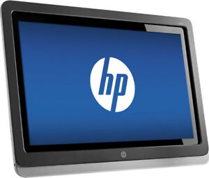 """HP Pavilion 23"""" 1080p touch screen monitor"""