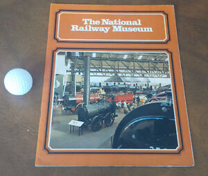 Brochure: The National Railway Museum, 1976-77 20 pages Kitchener / Waterloo Kitchener Area image 1