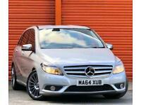 2014 Mercedes-Benz B Class 1.5 B180 CDI ECO SE 5dr Hatchback Diesel Manual