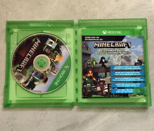 minecraft game for xbox one