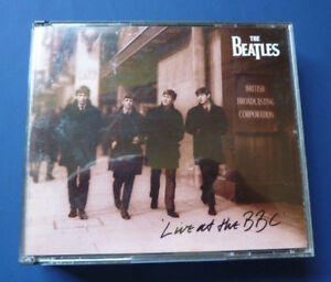 Beatles Live at BBC  2 X CD