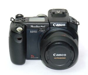 FOR SALE: CANON POWERSHOT PRO 1 - LIKE NEW (NEVER USED)