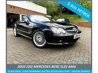 2003 Mercedes-Benz SL SL 55 AMG GREAT EXAMPLE SERVICE HISTORY FUTURE CLASSIC Aut