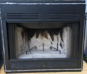Superior by Lennox BC-36 manufactured wood fireplace