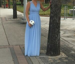 bridesmaid dress size 8