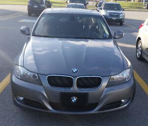 2011 BMW 323i Sedan