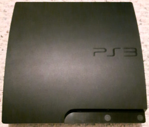 Sony Ps3 Slim with 500GB of memory