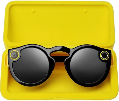 Spectacles by Snapchat, 2016 model, Black Glasses For iPhone. New!