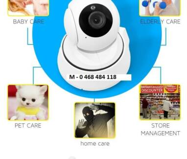 IP Camera wifi Home Security Surveillance CCTV recording indoor