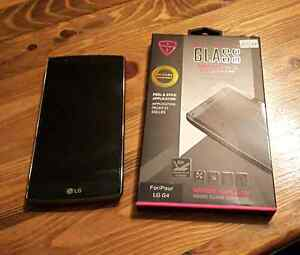 UNLOCKED LG G4 (Used 1 year) WITH 3 batteries plus more Peterborough Peterborough Area image 5