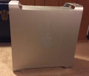 Mac Pro Tower - 2.8Ghz 8 Core -20 Gig RAM- GTX 580 + GT120