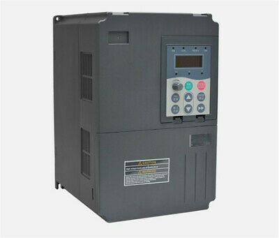 7.5kw 10hp 400hz General Vfd Inverter Frequency Converter 3phase 380v 17a