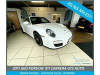 2011 Porsche 911 997-2 CARRERA GTS PDK 3.8 2dr AUTO ONLY 20,165 MILES Coupe Petr