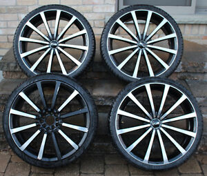 "MSR Style 042 20"" Wheels With Tires 225/35ZR20 5x114.3mm"