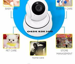 Wifi IP Baby Camera Home Security Surveillance CCTV night vision Noble Park Greater Dandenong Preview