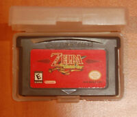 Cartouche Zelda The Minish Cap Game Boy Advance GBA