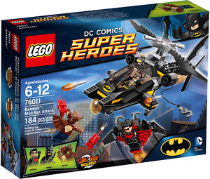 LEGO SUPER HEREOS, 	BATMAN: Man-Bat Attack #76011