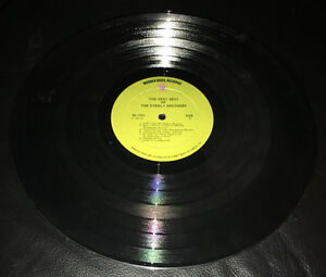 Old Records – the Everly Brothers and Kenny Rogers Kitchener / Waterloo Kitchener Area image 3