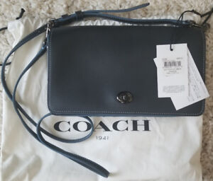 ed0c6ab02f8c Limited edition Authentic Coach Dinky crossbody bag