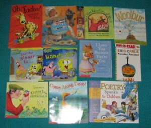 103 books & CDs for Primary/JrTeacher Resource Listening Centre