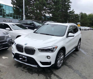 2018 BMW X1 Lease take over - $599