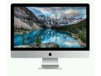 27 inch iMac 5K retina display