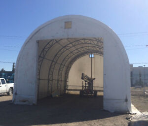Install, Dismantle or Repair Fabric Covered Building