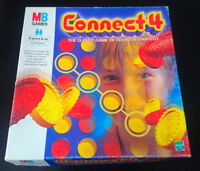 1990s MILTON BRADLEY COMPANY CONNECT FOUR Strategy Game Hasbro Longueuil / South Shore Greater Montréal Preview