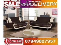 Italiaan 2 And 3 SEATER SOFA available In brown