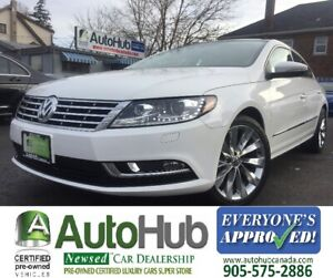 2013 Volkswagen CC HIGHLINE-NAVIGATION-BACKUP CAMERA-SUNROOF