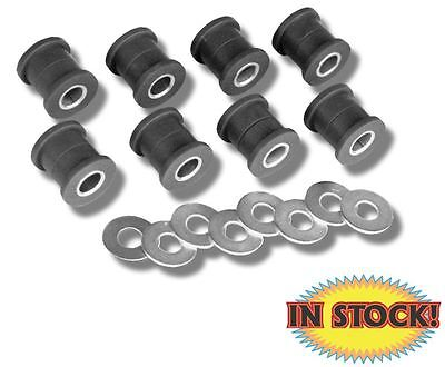 "Pete & Jake's 1201-5/8 - 4-Bar Bushing Pack - for 5/8"" Bolts"