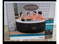 HOT TUB Same day 🚚 spas 💦 Lay z spa Miami 2-4 person hot tub