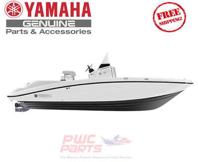 YAMAHA 2016+ 190 FSH CC Deluxe PREMIUM Mooring Cover Boat BLACK MAR-FSH19-NT-16