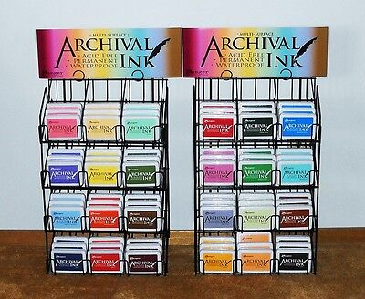 Ranger Archival Ink Pad -24 Colors - your choice!! - NEW ()