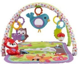 Fisher Price musical play mat/gym £5.00
