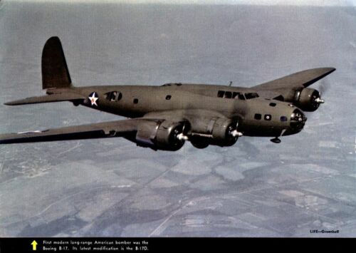 Monogram 1/48 B-17C,D Sharktail Flying Fortress Resin Conversion Set